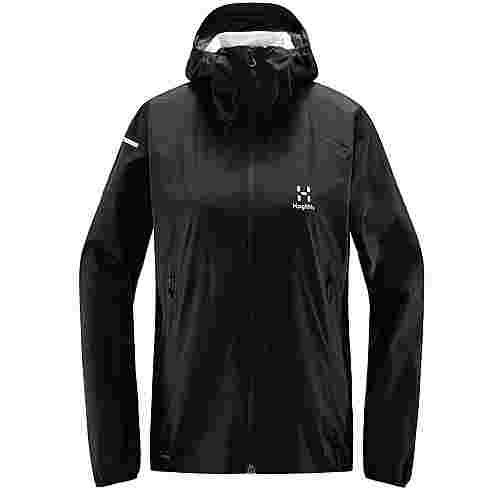 Haglöfs L.I.M PROOF Multi Jacket Hardshelljacke Damen True black