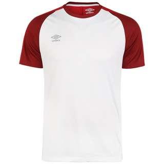 UMBRO Training Jersey Funktionsshirt Herren weiß / rot