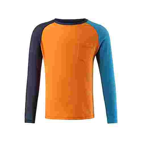 reima Tioman UV-Shirt Kinder Orange