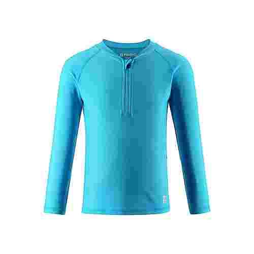 reima Palawan UV-Shirt Kinder Cyan blue