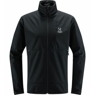 Haglöfs Multi Flex Jacket Softshelljacke Herren True black