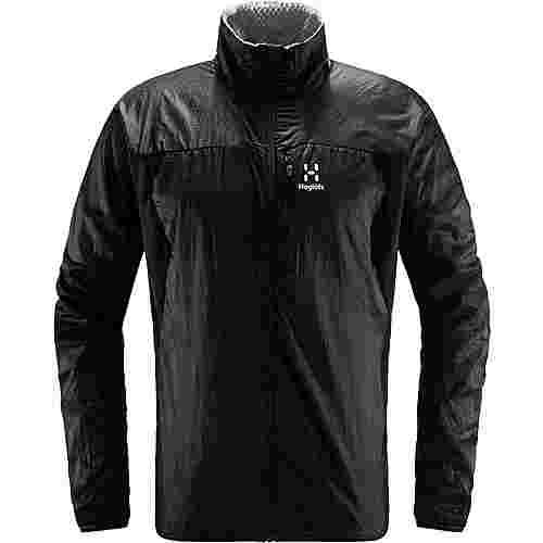 Haglöfs Summit Hybrid Jacket Outdoorjacke Herren True black