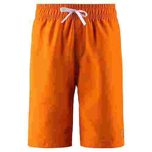 reima Cancun Boardshorts Kinder Orange