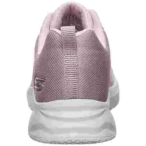 Skechers Bobs Ariana Metro Racket Fitnessschuhe Damen altrosa / rosa