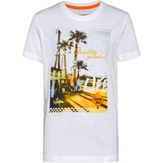 ICEPEAK Millville Jr T-Shirt Kinder white