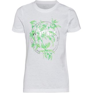 ICEPEAK Leuna Jr T-Shirt Kinder optic white