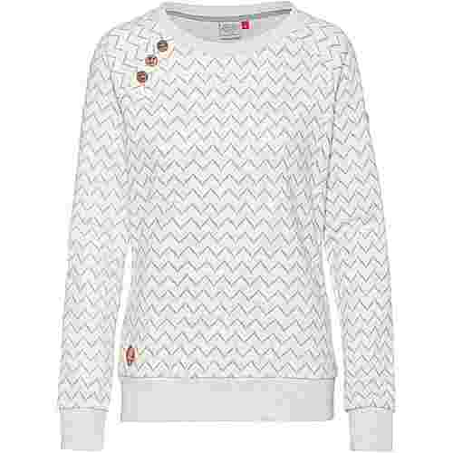 Ragwear Daria Sweatshirt Damen white