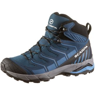 Scarpa GTX® Maverick Mid Wanderschuhe Herren blue-light blue