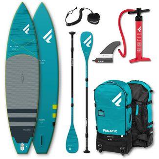 """FANATIC Package Ray Air Premium/C35 11'6""""x31 SUP Sets blau"""