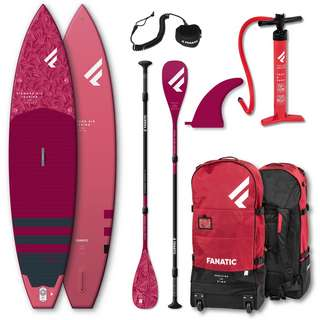 FANATIC Package Diamond Air Touring 11'6x31 SET SUP Sets rot