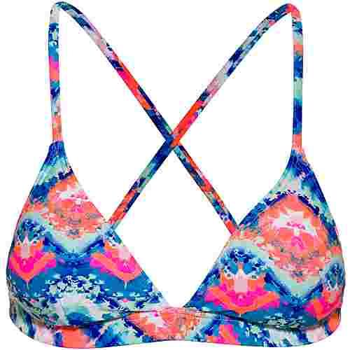 VENICE BEACH Bikini Oberteil Damen batikdruck
