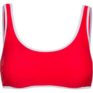 VENICE BEACH Bikini Oberteil Damen rot