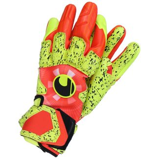 Uhlsport Dynamic Impulse Supergrip Reflex Torwarthandschuhe Herren orange