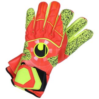 Uhlsport Dynamic Impulse Supergrip HN Torwarthandschuhe Herren neonorange