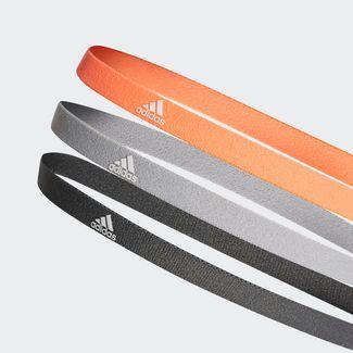 adidas Haarband 3er-Pack Cap Herren Signal Coral / Grey Two / White
