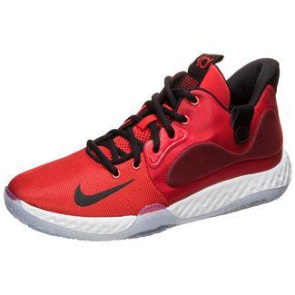 Nike KD Trey 5 VII Basketballschuhe rot / schwarz