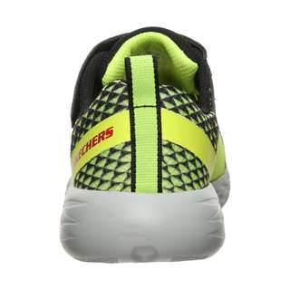 Skechers GOrun 600 Baxtux Sneaker Kinder neongelb / schwarz