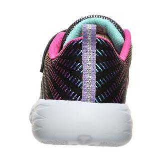 Skechers GOrun 600 Shimmer Speed Sneaker Kinder schwarz / bunt