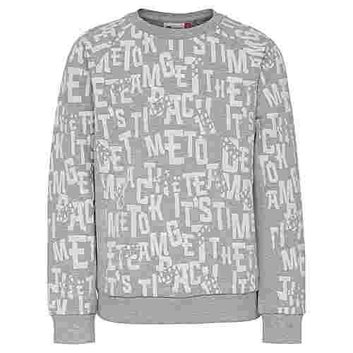 Lego Wear Sweatshirt Kinder Grey Melange