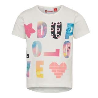 Lego Wear T-Shirt Kinder Off White