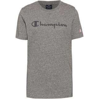 CHAMPION Legacy T-Shirt Kinder graphite grey melange jaspè yarn dyed