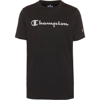 CHAMPION T-Shirt Kinder black beauty