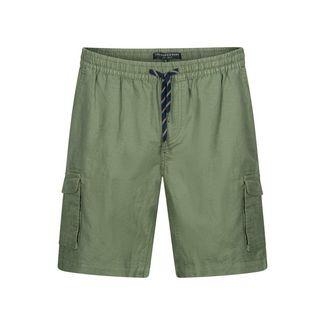 Colours & Sons LUDOVIC Shorts Herren olive