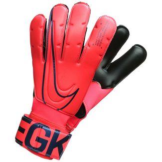 Nike Vapor Grip3 Goalkeeper Torwarthandschuhe Herren neonrot / schwarz