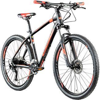 Whistle Miwok 2052 650B Mountainbike MTB Hardtail schwarz/neonrot