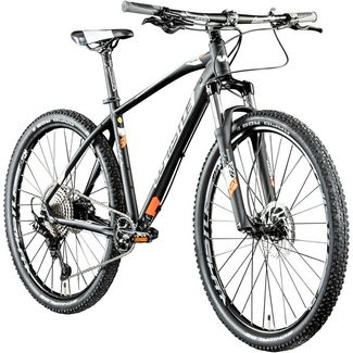 Whistle Patwin 2049 29 Zoll Mountainbike MTB Hardtail schwarz/neonorange