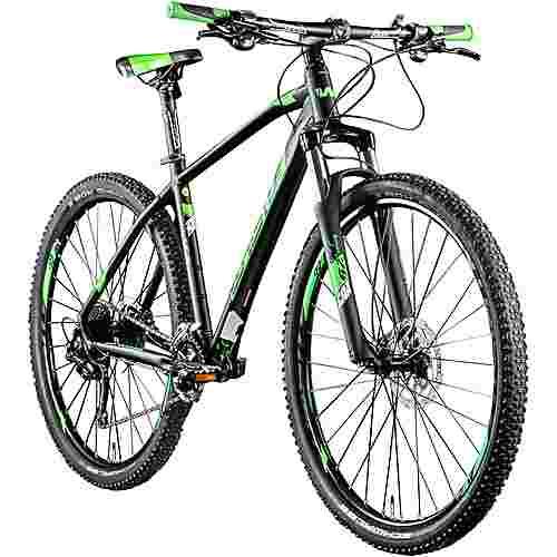 Whistle Patwin 2051 29 Zoll Mountainbike MTB Hardtail schwarz/grün