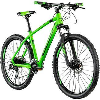 Whistle Miwok 2053 650B Mountainbike MTB Hardtail neongrün/anthrazit