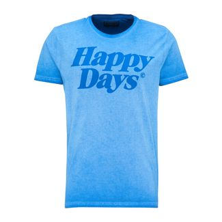 Petrol Industries T-Shirt Herren Electric Blue