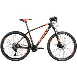 Whistle Miwok 2050 650B Mountainbike MTB Hardtail schwarz/neonorange