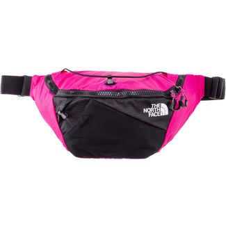 The North Face Lumbnical Bauchtasche Mr. Pink-TNF Black