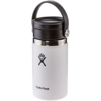 Hydro Flask Wide Mouth Isolierflasche white