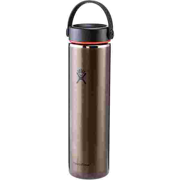 Hydro Flask 24 OZ Wide Mouth Lightwight 710 ml Isolierflasche obsidian