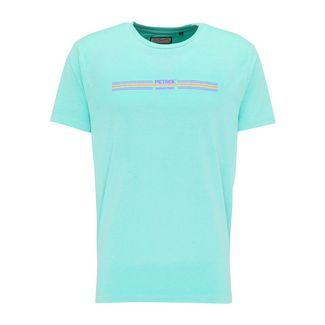 Petrol Industries T-Shirt Herren Light Sea Green