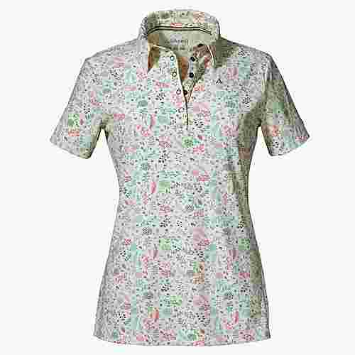 Schöffel Polo Shirt Graz1 Poloshirt Damen strawberry ice