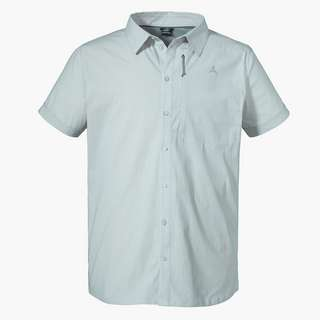Schöffel Shirt Val Thorens1 Outdoorhemd Herren whisper white