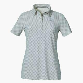 Schöffel Polo Shirt Altenberg1 Poloshirt Damen blue indigo