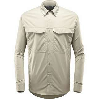 Haglöfs Salo LS Shirt Outdoorhemd Herren Lichen