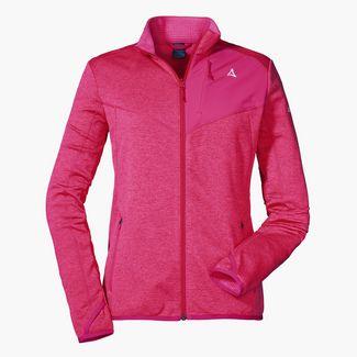 Schöffel Fleece Jacket Houston1 Fleecejacke Damen fandango pink