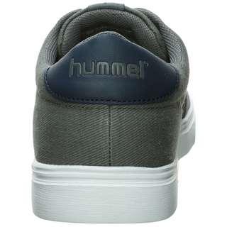 hummel Essen Sneaker Herren grau / dunkelblau