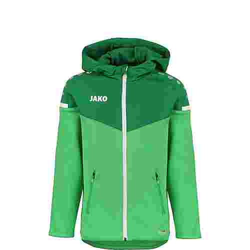 JAKO Camp 2.0 Trainingsjacke Kinder hellgrün / grün