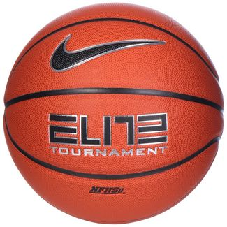 Nike Elite Tournament Basketball Basketball orange / silber