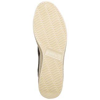Diadora Game L Low Used Sneaker Herren weiß / schwarz