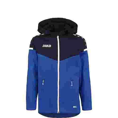 JAKO Camp 2.0 Trainingsjacke Kinder blau / dunkelblau