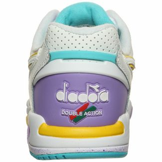 Diadora Rebound Ace WN Sneaker Damen flieder / türkis