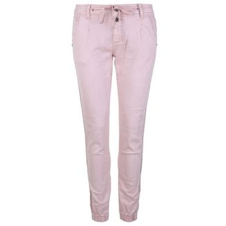 Blue Monkey Dora 10420 Straight Fit Jeans Damen rose